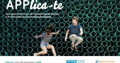 Divulgação das Jornadas Nacionais de Comunicação Social e III Jornadas Práticas de Comunicação Digital