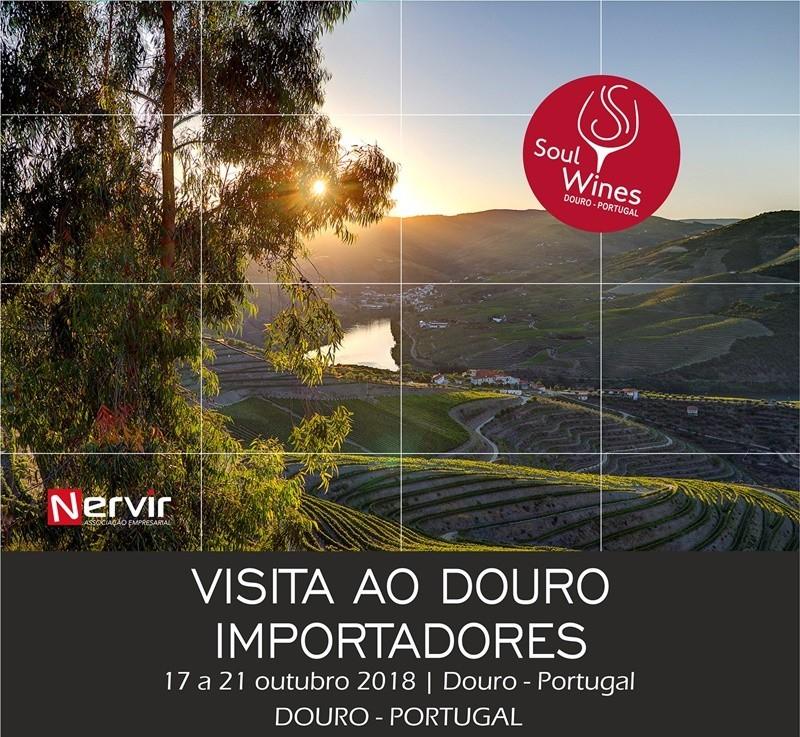 NERVIR traz ao Douro Importadores de Vinho