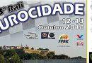 Rally Regressa à Eurocidade em 12 e 13 de Outubro