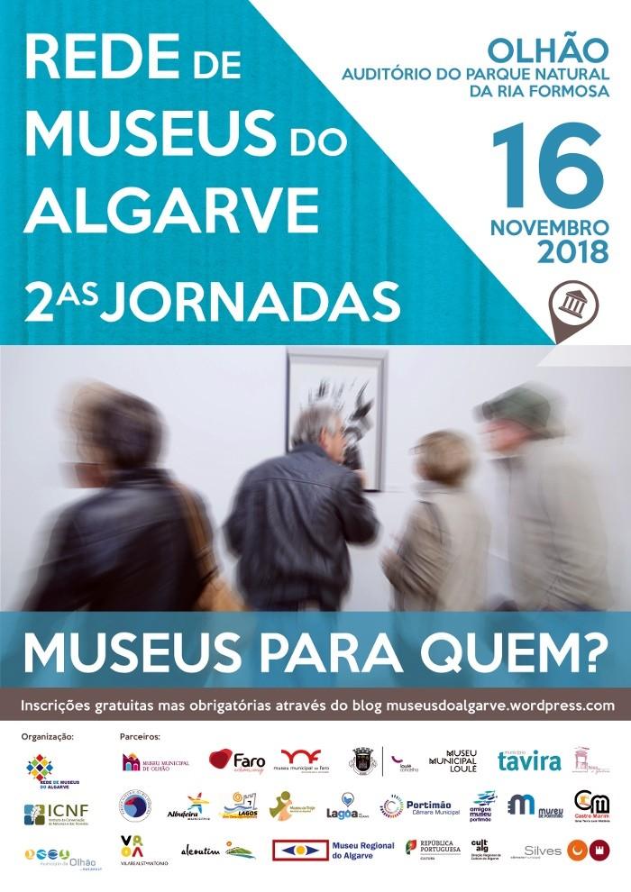 II Jornadas da Rede de Museus do Algarve