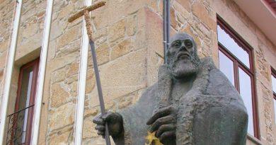 Valença vai entregar imagem de S. Teotónio ao Papa