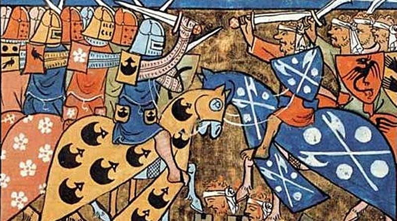 As Cruzadas: Jerusalém e as Ordens de Cavalaria