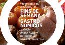 Fins-de-semana Gastronómicos 2018/19