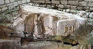 Fonte do Ídolo em Braga