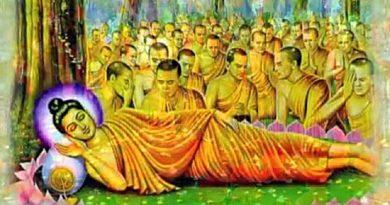 Buda e o Budismo – cronologia essencial