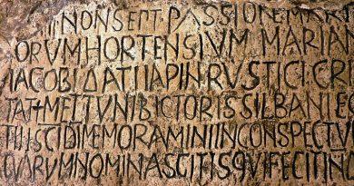 Expressões latinas que ainda hoje se usam!