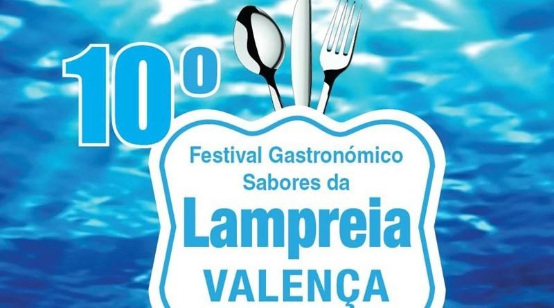 Cinco sabores da Lampreia em Valença
