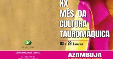 XX Mês da Cultura Tauromáquica em Azambuja