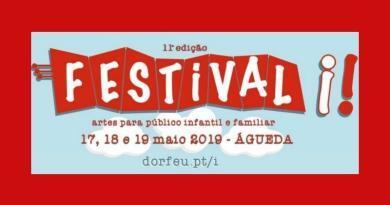 Festival i - artes para público infantil e familiar em Águeda