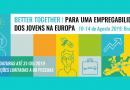 Erasmus+ | Encontro de Jovens em Bragança