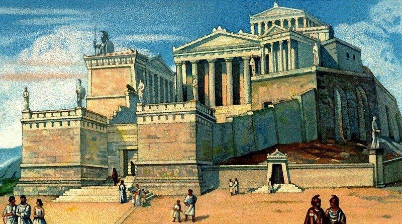 O Mundo Clássico - diversos períodos da História
