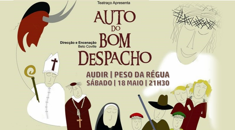 Auto do Bom Despacho - XI Mostra de Teatro do Douro