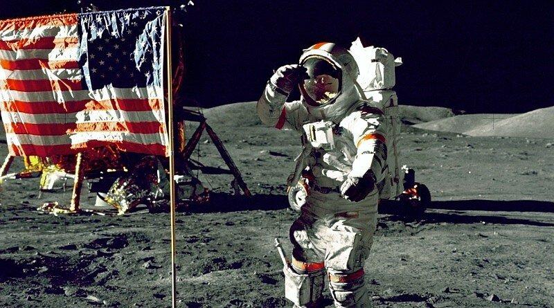 Efemérides que se celebram em Junho - O Homem na Lua