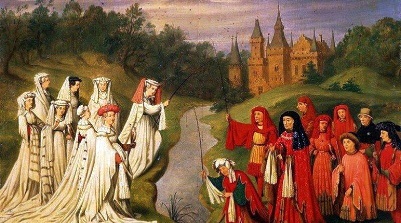 A Idade Média - diversos períodos da História