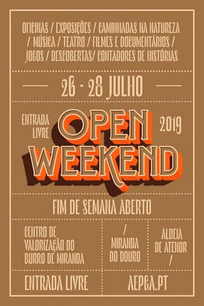 AEPGA - Miranda do Douro | Fim-de-semana aberto