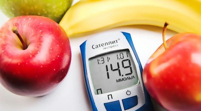 Controlar a diabetes com a alimetação
