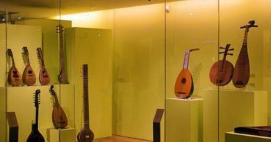 Museu Nacional da Música - Actividades em Outubro 2019