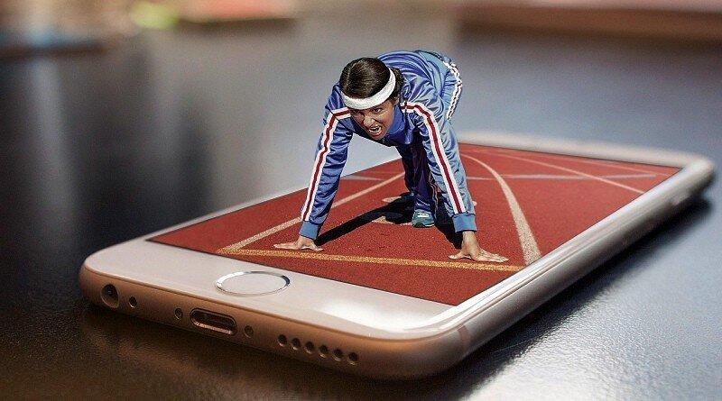 A actividade física é extremamente importante para a preservação da nossa saúde. Faça exercício físico, utilizando apps...