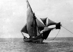 Embarcações tradicionais - Muleta do Seixal