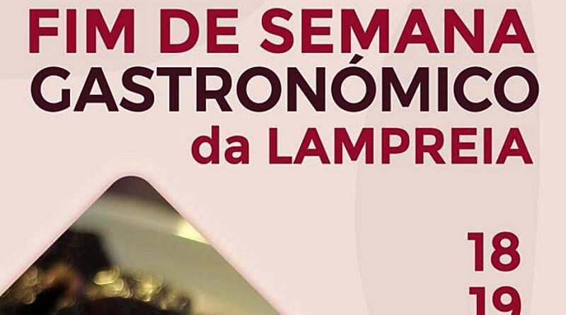 Fim-de-semana gastronómico da lampreia em Ponte de Lima - 18 e 19 de Abril de 2020