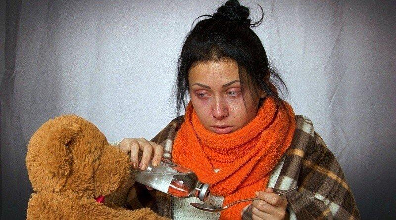 Conheça as diferenças entre a gripe e a constipação.