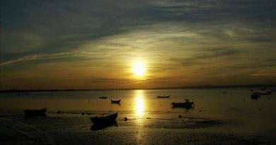 Alcochete ao pôr-do-sol | Península de Setúbal