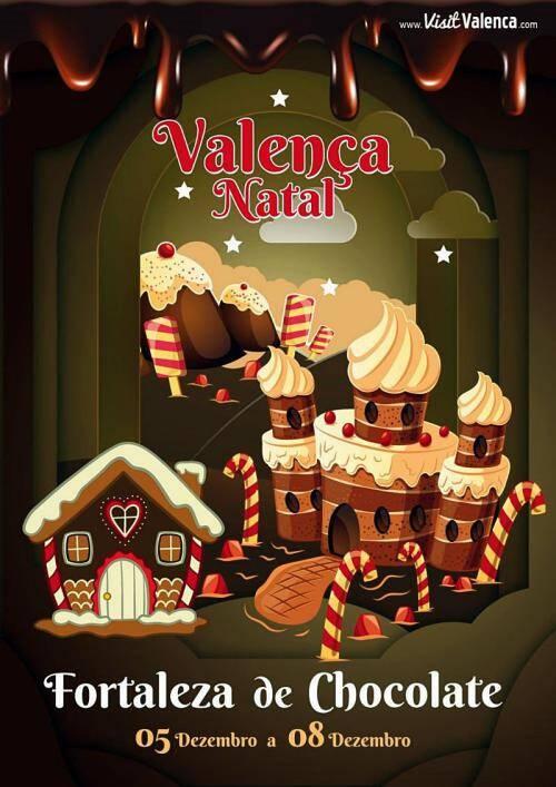 Valença vai ser a cidade mais doce de Portugal