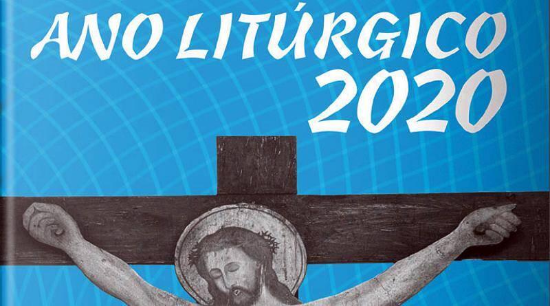 Ano Litúrgico 2020 – Calendário das celebrações móveis