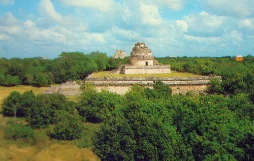 Caracol de Chichen Itza (México)