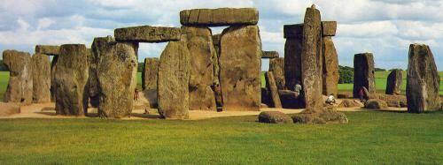 Astronomia - Observatório pré-histórico de Stonehenge - Inglaterra