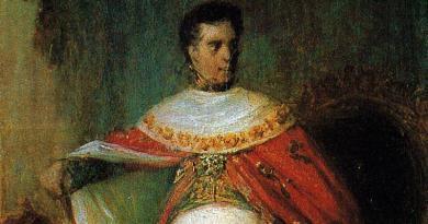 D. João VI, o Clemente, Rei de Portugal