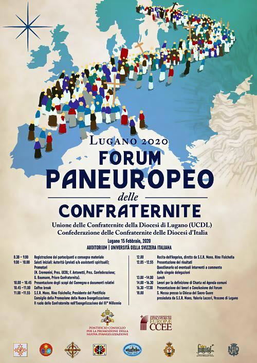 Fórum Pan-Europeu de Confrarias e Irmandades - Programa