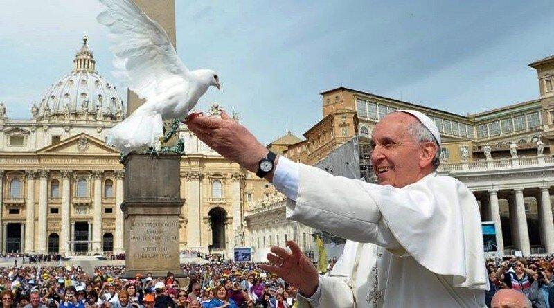 Mensagem do Papa Francisco para o Dia Mundial da Paz - 1 de janeiro de 2020
