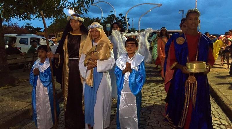 Reisado Folias de Natal na Rua Grande – São Luís - Maranhão