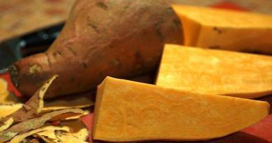 Batata-doce é versátil a nível culinário e agradável ao paladar