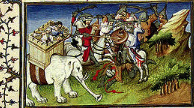Marco Polo morreu no dia 8 de Janeiro de 1324