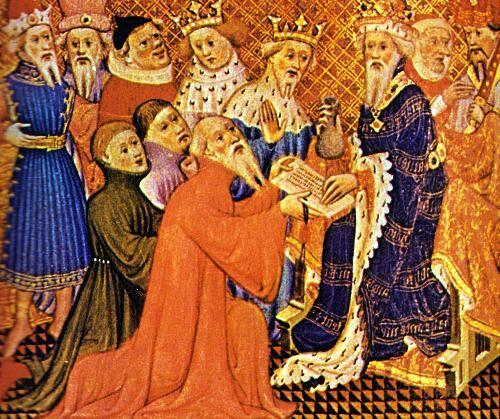 Marco Pólo na corte do imperador mongol Kulibai