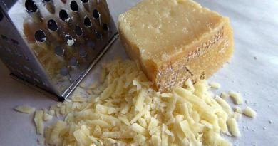 Parmigiano Reggiano - queijos de Itália