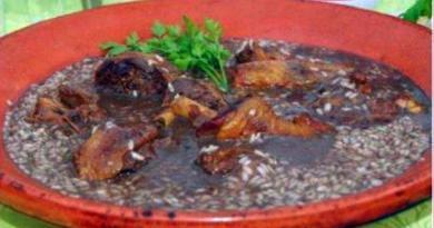 Arroz pica no chão | Jornada gastronómica em Loures