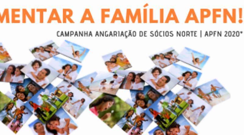 Vamos aumentar a Família APFN no Norte!