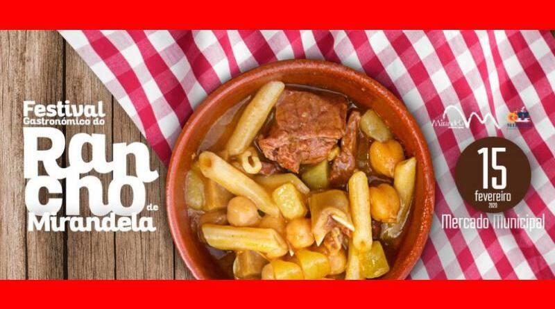 Festival Gastronómico do Rancho de Mirandela - 15 de Fevereiro de 2020