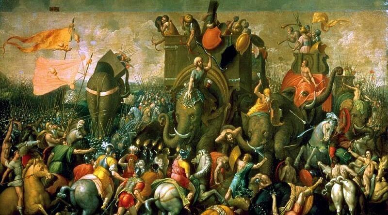 As guerras púnicas - Roma contra Cartago