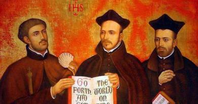Os Jesuítas ou Companhia de Jesus