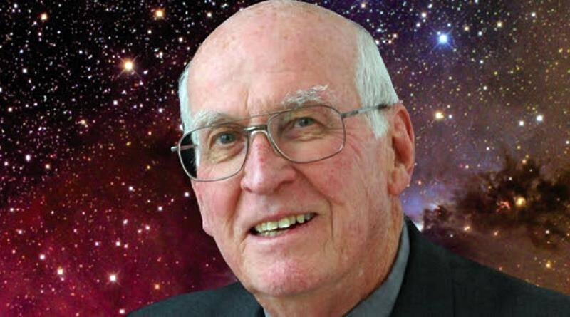 Padre jesuíta e astrónomo norte-americano George Coyne
