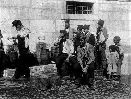 Comunidade de galegos em Lisboa