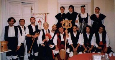 """Grupo """"Anaquiños da Terra"""" é constituído por galegos que vivem em Lisboa."""