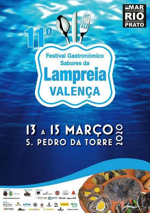 """Festival Gastronómico """"Sabores da Lampreia"""" - Valença"""