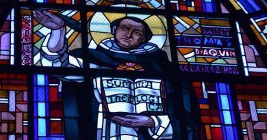 São Tomás de Aquino, teólogo e filosofo medieval italiano, morreu no dia 7 de Março de 1274.
