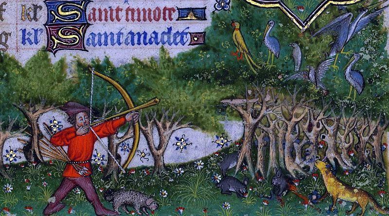 A caça no Portugal dos séculos XV-XVI