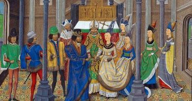 D. João I, rei de Portugal, nasceu a 11.04.1357   Casamento de D. João I com D. Filipa de Lencastre